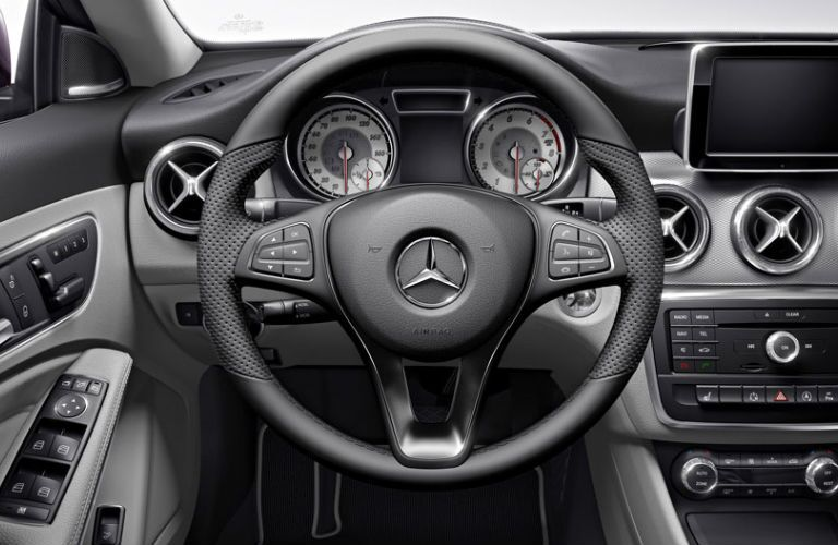 2015 Mercedes-Benz CLA Kansas City MO Steering Wheel