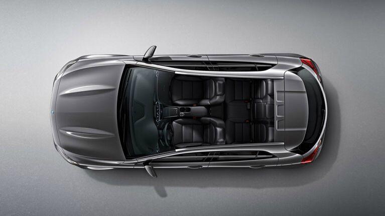 2015 Mercedes-Benz GLA250 Top Glass