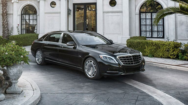 Mercedes-Benz Flagship Luxury Sedan S-Class S550 Kansas City
