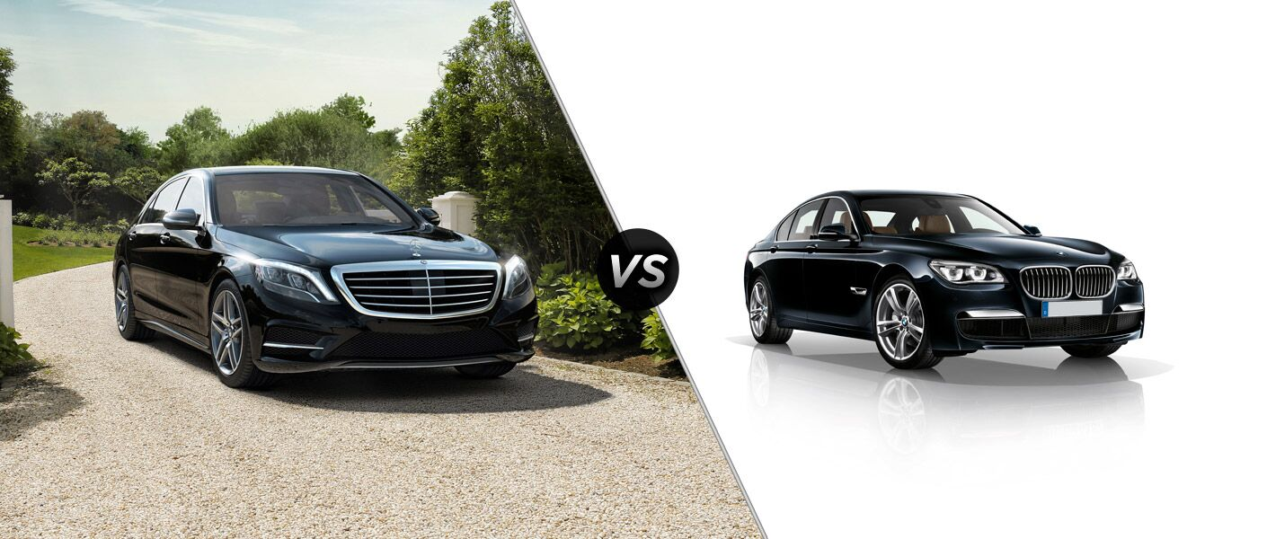 2015 Mercedes-Benz S-Class vs 2015 BMW 7-Series