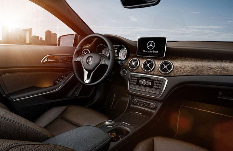 2016 Mercedes-Benz GLA250 Kansas City MO interior