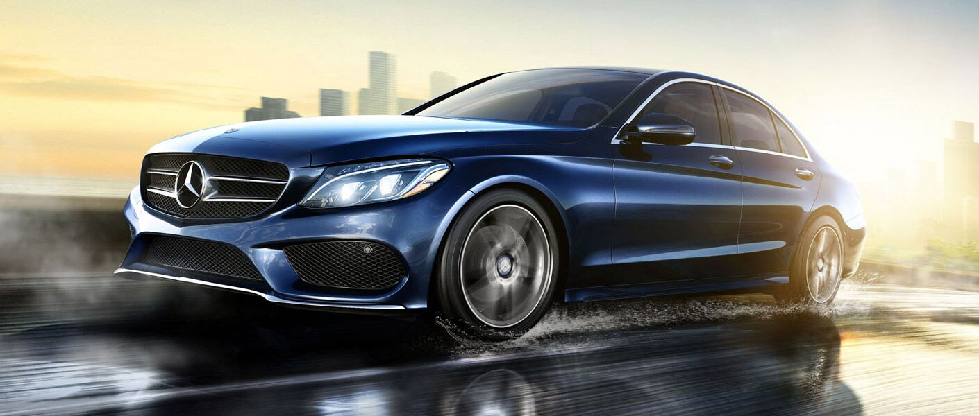 2016 Mercedes-­Benz C-­Class Kansas City MO exterior