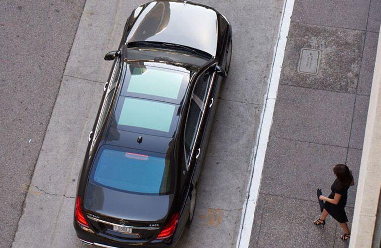 2016 Mercedes-Benz S-Class Kansas City MO top view