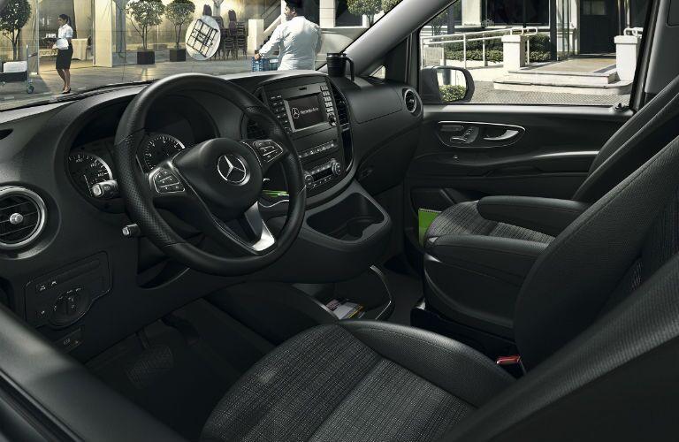 2016 Mercedes-Benz Metris Van Kansas City MO Interior