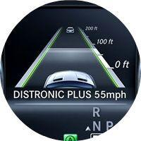 2017 Mercedes-Benz GLS adaptive cruise control