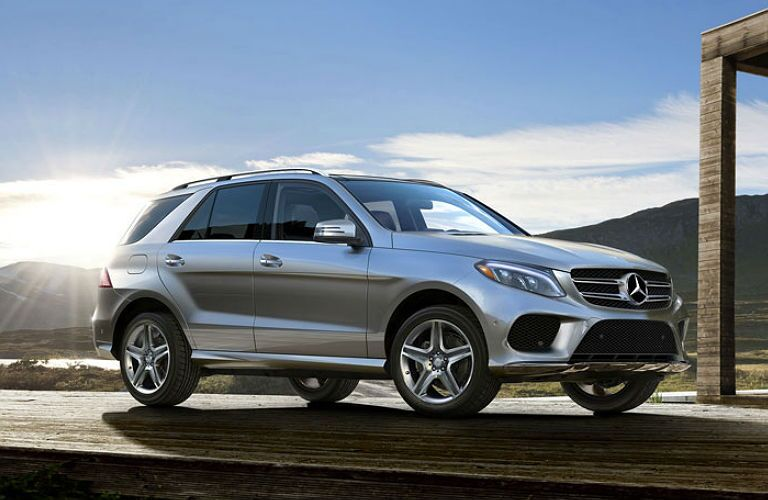 Mercedes-Benz Winter Event Kansas City MO GLE SUV
