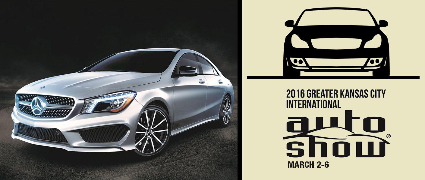 Mercedes-Benz Models at the Kansas City Auto Show Mercedes-Benz