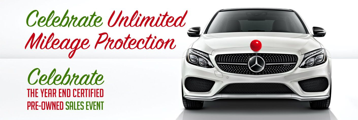 Pre-Owned Special Offers at Mercedes-Benz of Kansas City