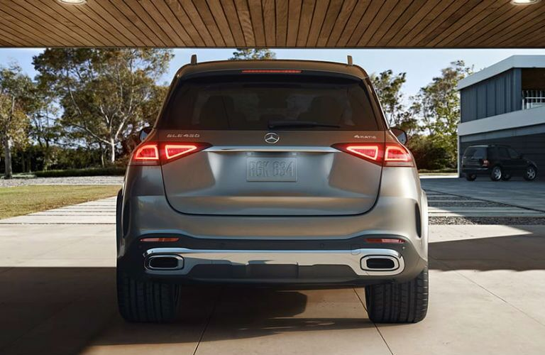 rear hatch of 2020 mercedes-benz gle