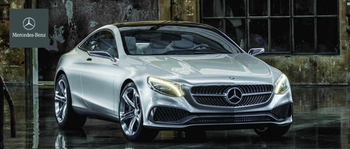 2015 Mercedes-Benz S-Class Coupé