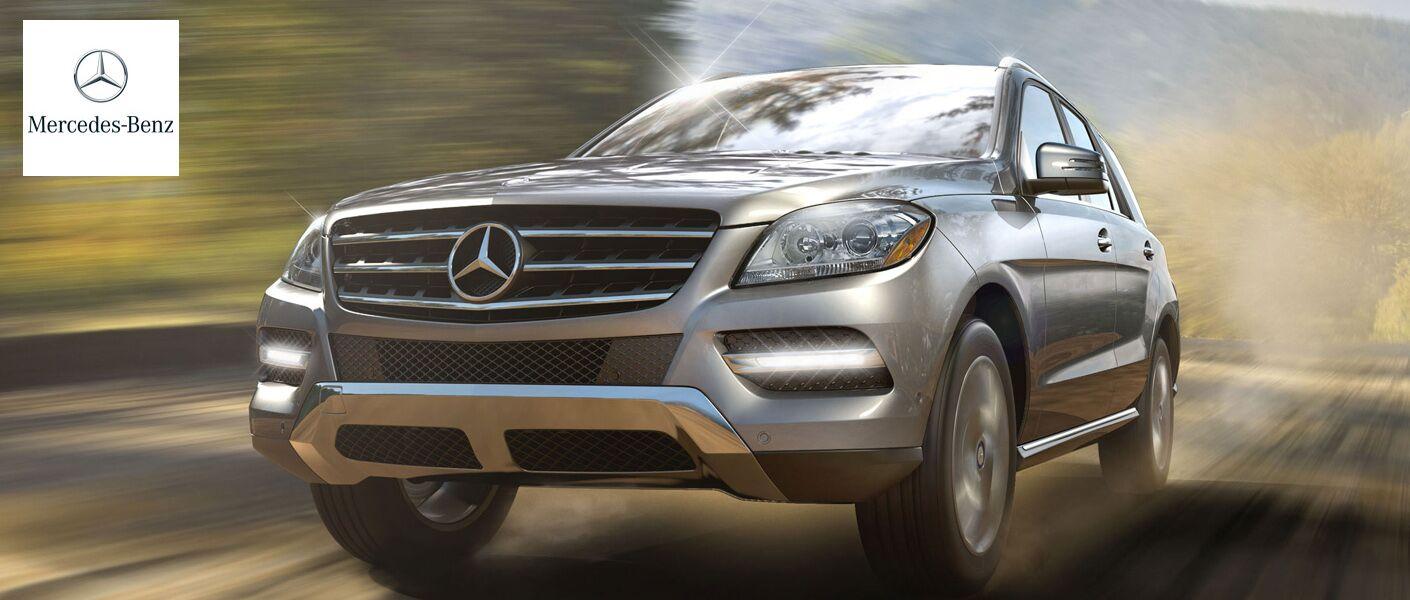 2014 Mecedes Benz ML350