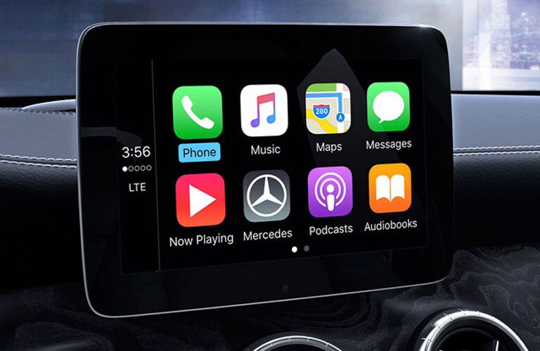 Mercedes Benz Mbrace App >> Mercedes-Benz Infotainment Features