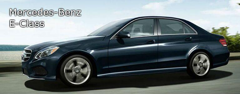 2016 Mercedes-Benz E-Class blue