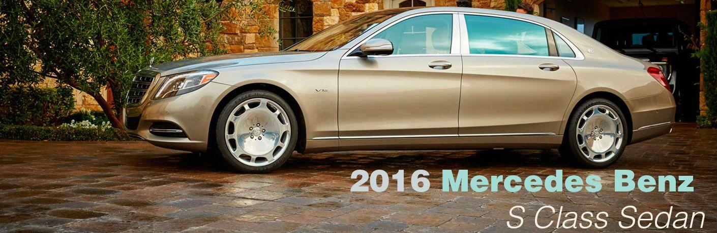 2016 Mercedes-Benz S-Class Kansas City MO side