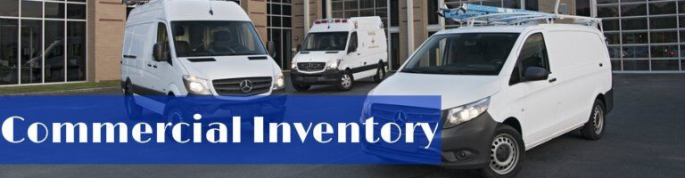 Commercial Inventory of Mercedes-Benz models