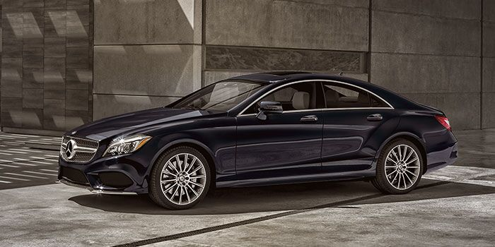 2017 Mercedes-Benz CLS 550 4MATIC Coupe