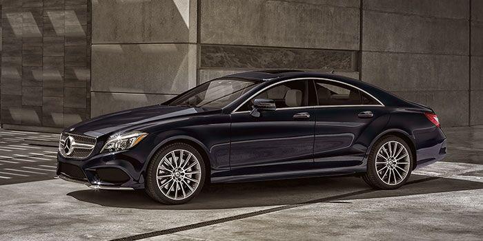 New mercedes benz car specials napa mercedes benz of for Mercedes benz cls 300 coupe