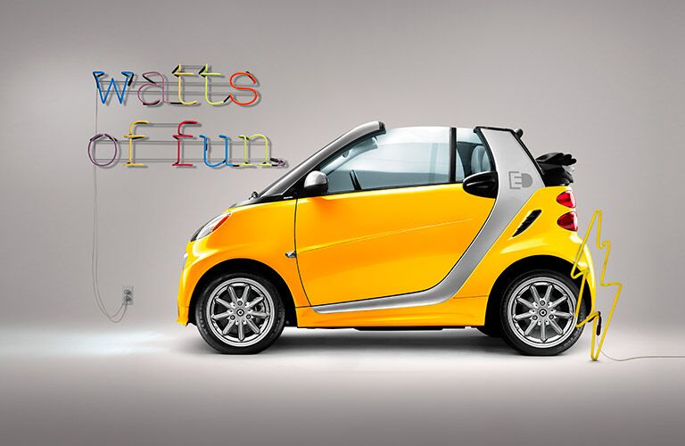 2014 smart electric drive near Chicago