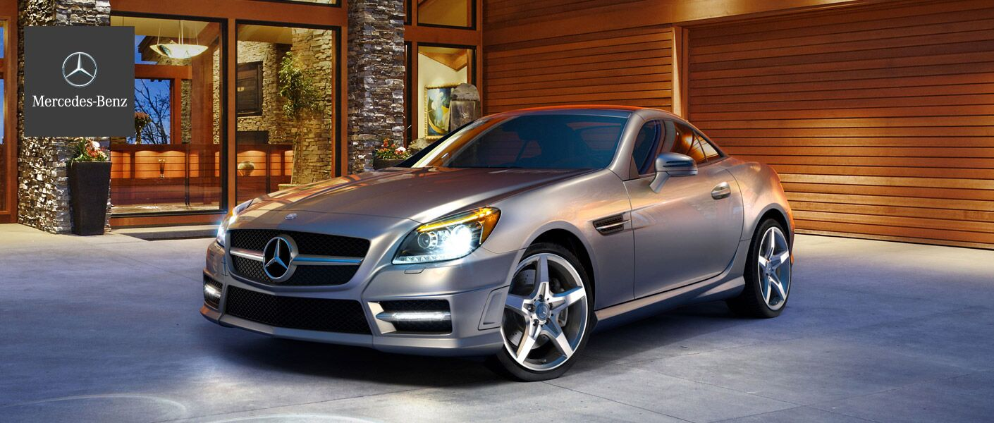 2014 Mercedes-Benz SLK-Class Chicago IL