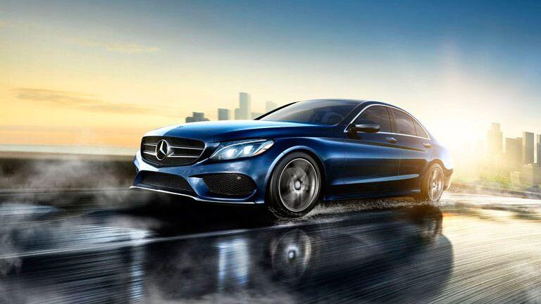 2015 Mercedes-Benz C-Class vs 2014 Cadillac CTS