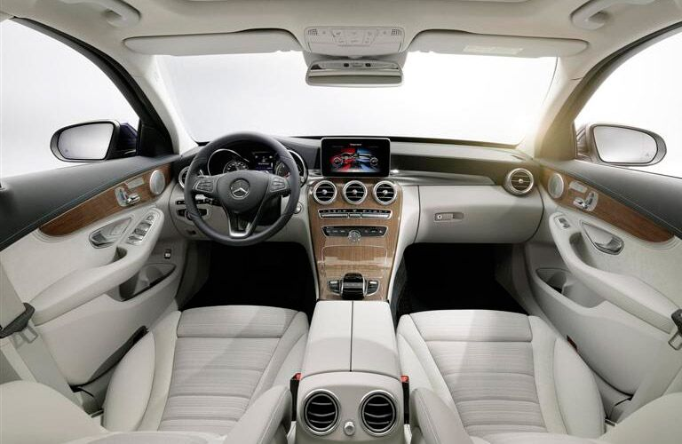 2015 Mercedes-Benz C-Class Chicago IL
