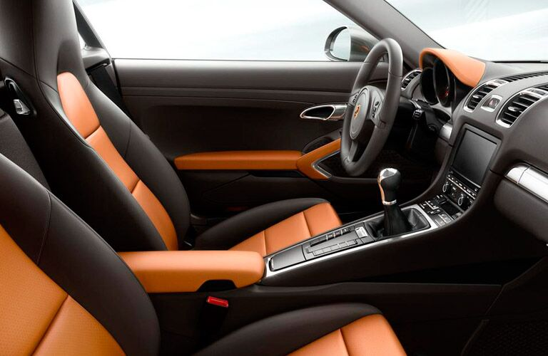 2015 Porsche Cayman Chicago IL Interior