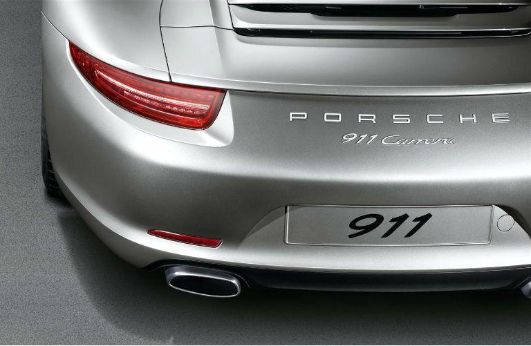 2015 Porsche 911 Carrera Chicago IL Loeber Motors Badge