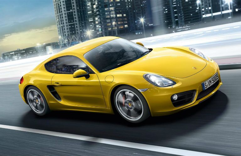 2015 Porsche Cayman Chicago ILYellow