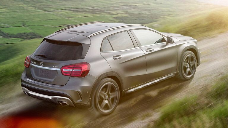 Mercedes-Benz GLA vs Mercedes-Benz GLK