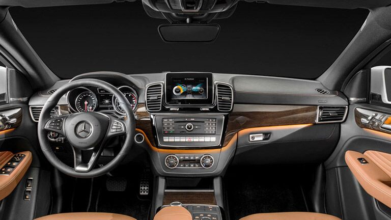 2016 Mercedes-Benz GLE Interior
