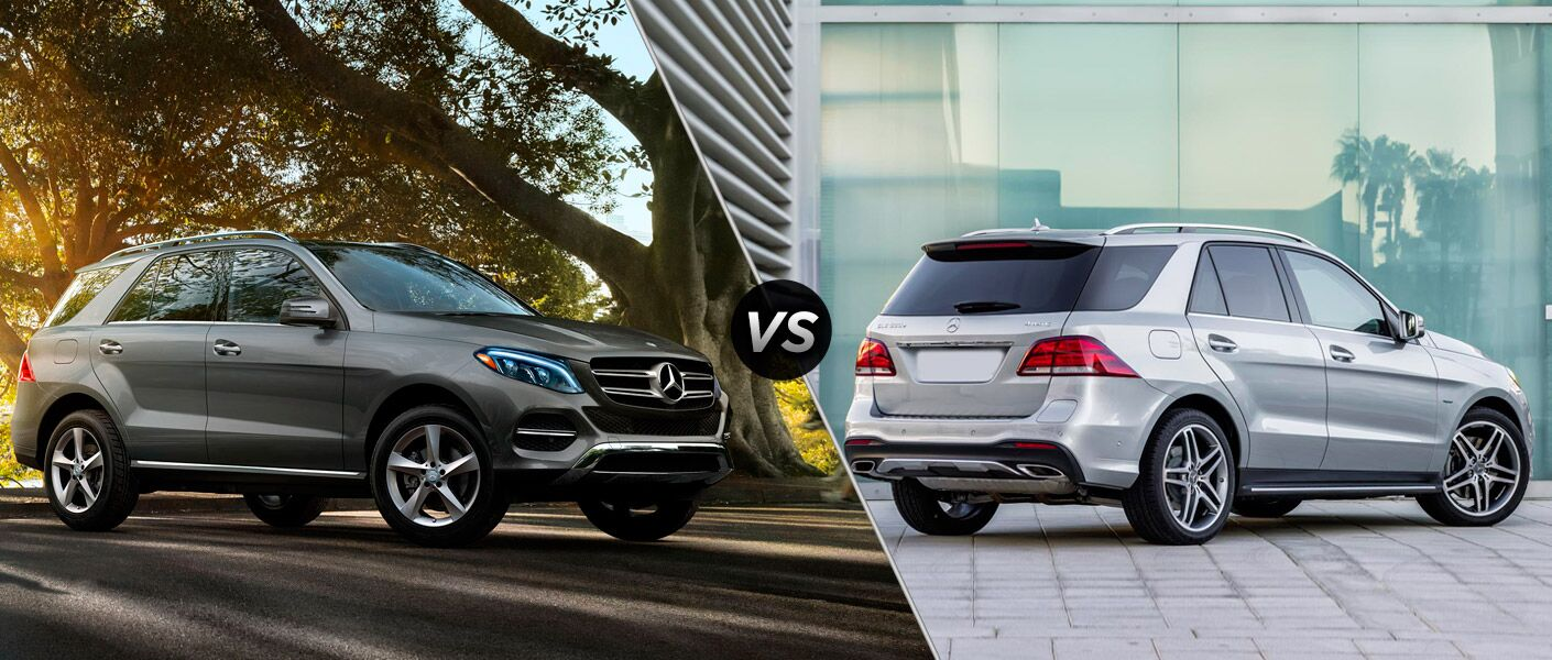 2016 Mercedes-Benz GLE350 vs. GLE400