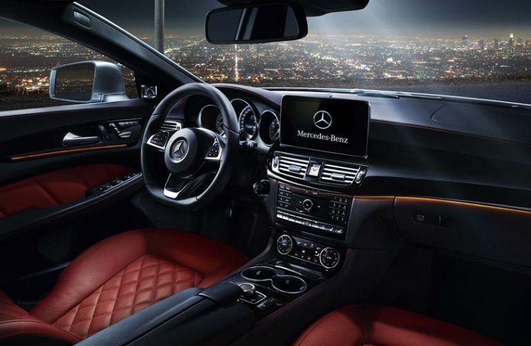 2016 Mercedes-Benz CLS-Class Interior