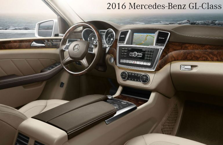 2016 Mercedes-Benz GL-Class Replaced By GLS