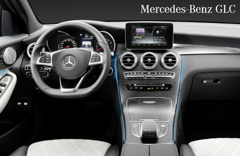 2016 Mercedes Benz Glc Luxury Interior