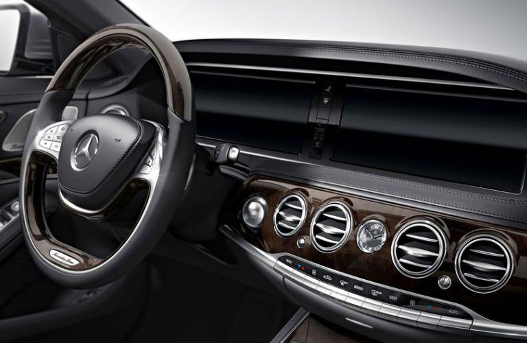 2016 Mercedes-Benz S-Class Steering Wheel