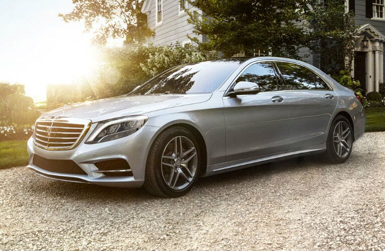2016 Mercedes-Benz S-Class Luxury Exterior
