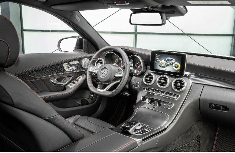 2016 Mercedes-Benz C450 AMG Sport Interior