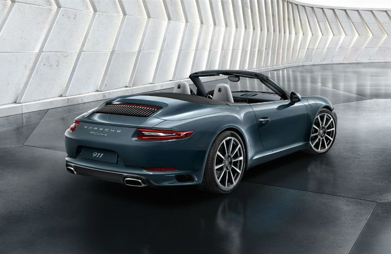 2016 Porsche 911 Carrera Convertible Chicago IL