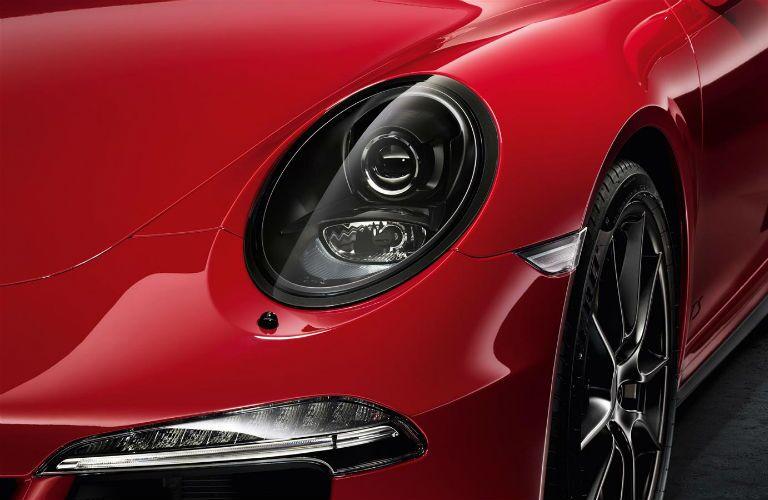 2015 Porsche 911 Carrera Headlights