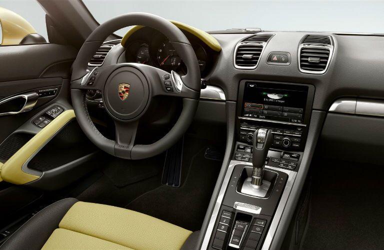 2016 Porsche Boxster Chicago IL steering wheel