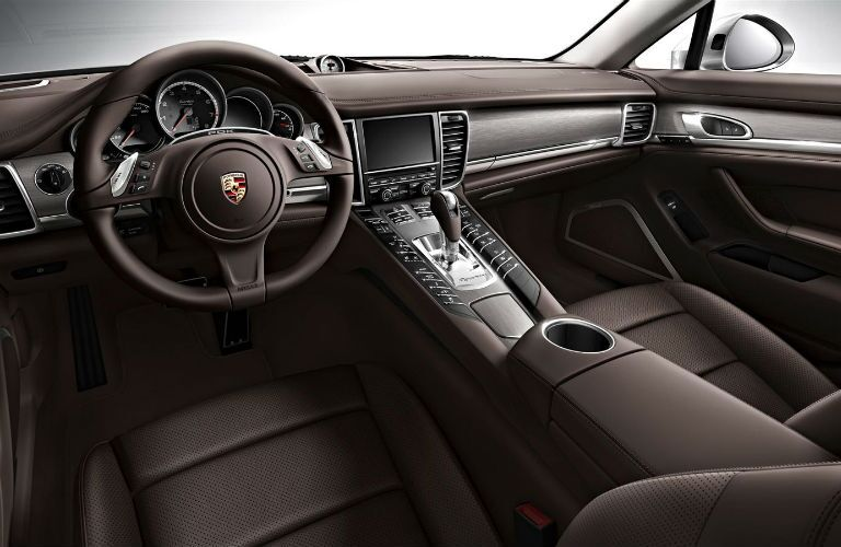 2016 Porsche Panamera Leather Interior Loeber Motors