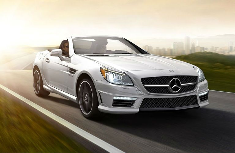2016 Mercedes-Benz SLK-Class Convertible Chicago iL