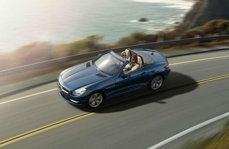 2016 Mercedes-Benz Convertible Summer