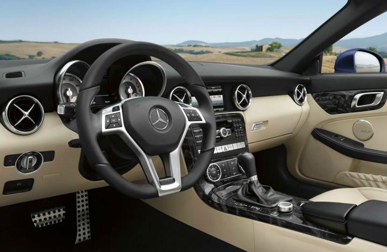 2016 Mercedes-Benz SLK-Class  Interior