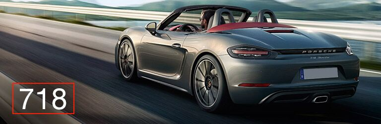 You may also like Porsche 718