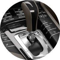 2016 Porsche Cayenne Turbo Tiptronic S transmission