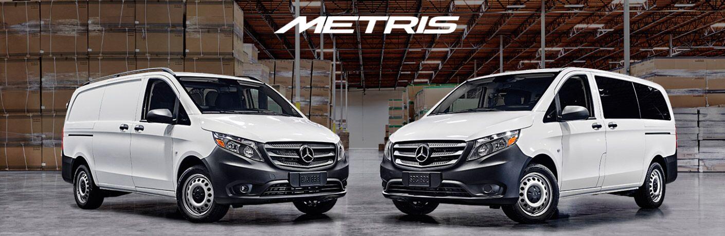 2017 Mercedes-Benz Metris Chicago IL