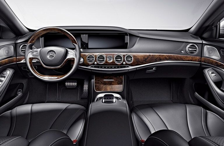 2017 Mercedes-AMG S63 Interior Features