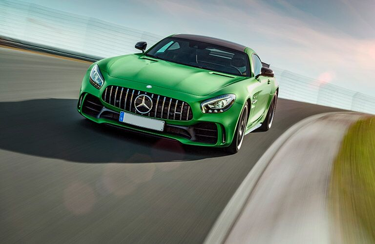 2018 Mercedes-AMG GT R new front grille