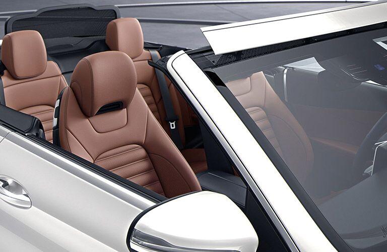 2017 Mercedes-AMG C63 Cabriolet Premium Interior
